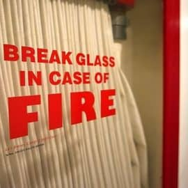 Fire protection services in Victoria