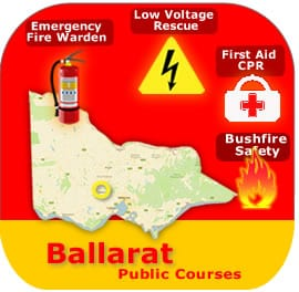 Ballarat Fire Safety Courses