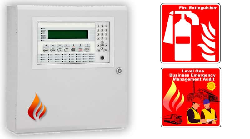 Monitored automatic alarms