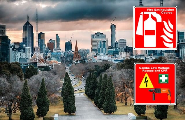fire warden courses melbourne