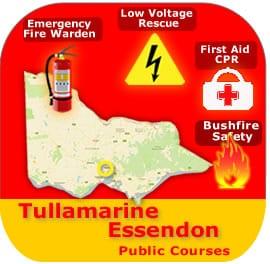 tullamarine Essendon Public Courses