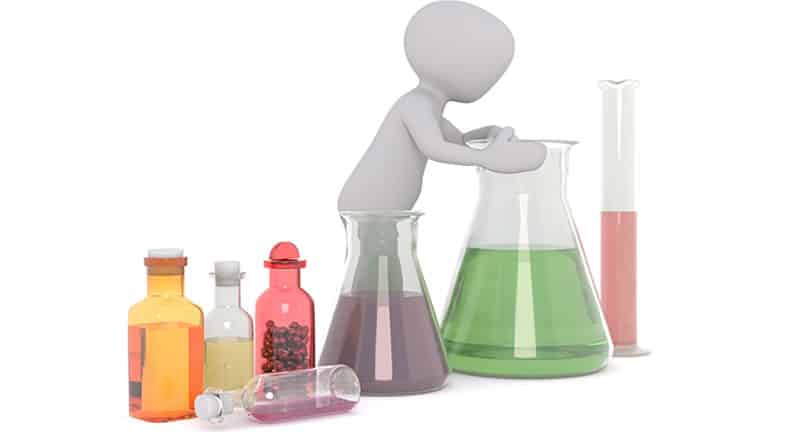 dealing with chemicals in the workplace