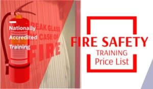 fire-safety training price list small