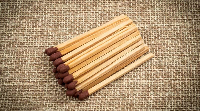 matches which can be a barrier to fire safety Australia
