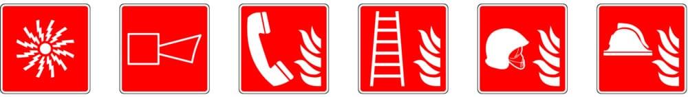 fire safety symbols 2
