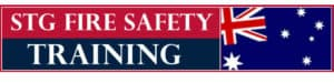 logo stg fire safety training
